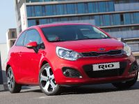 2012 Kia Rio three-door, 1 of 5