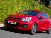 2012 Kia Rio three-door, 2 of 5