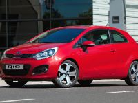 2012 Kia Rio three-door, 5 of 5