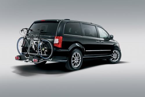Lancia Thema и Voyager