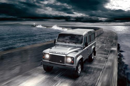 2012 Land Rover Defender Цена £20 995
