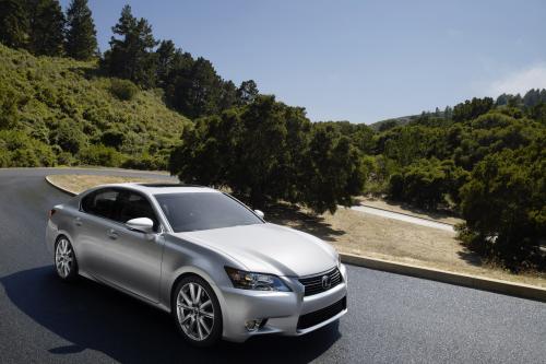 2012 Lexus GS Range - Ценообразование