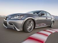 2012 Lexus GS F-Sport, 11 of 14