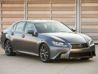 2012 Lexus GS F-Sport, 12 of 14