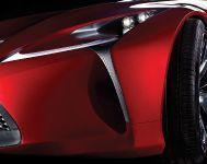 2012 Lexus LF-LC Sport Coupe Concept, 4 of 28