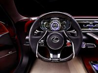2012 Lexus LF-LC Sport Coupe Concept, 8 of 28