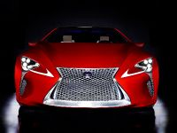 2012 Lexus LF-LC Sport Coupe Concept, 10 of 28