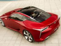 2012 Lexus LF-LC Sport Coupe Concept, 15 of 28