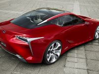 2012 Lexus LF-LC Sport Coupe Concept, 16 of 28