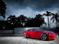 2012 Lexus LF-LC Sport Coupe Concept, 18 of 28