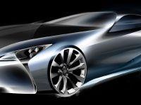 2012 Lexus LF-LC Sport Coupe Concept, 24 of 28