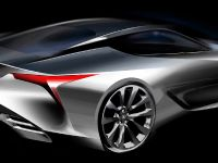 2012 Lexus LF-LC Sport Coupe Concept, 25 of 28