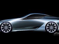 2012 Lexus LF-LC Sport Coupe Concept, 26 of 28