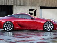 2012 Lexus LF-LC Sport Coupe Concept, 28 of 28