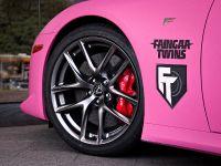 2012 Lexus LFA Pink, 4 of 4