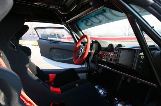 Lotus Exige R-GT Track Run