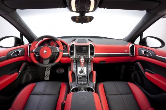 Lumma CLR 558 Porsche Cayenne