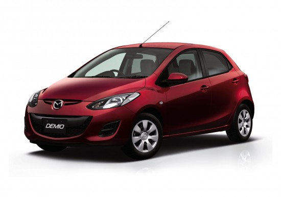 Mazda Demio 13C-V Smart Edition