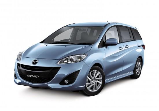 Mazda Premacy 20S