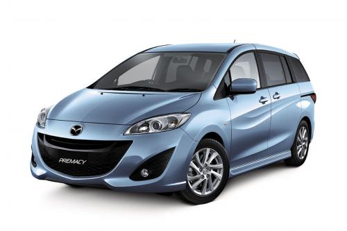 Mazda Premacy 20s – в обновленной версии (эксклюзивные фотографии) - фотография mazda