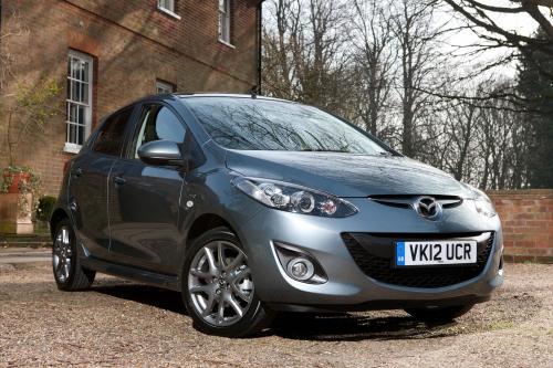 2012 Mazda2 Venture Edition Поступит В Продажу