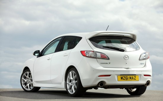 Mazda3 - upgraded