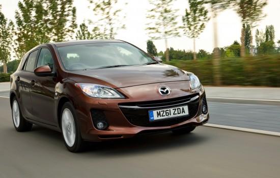 Mazda3 - upgraded