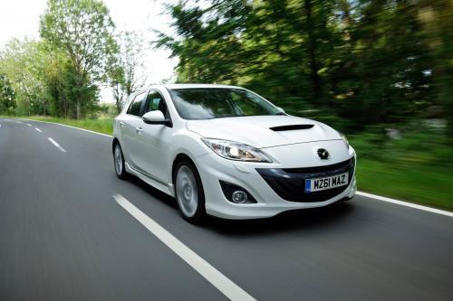 2012 Mazda3 обновлять Великобритании по цене £13 495