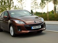 2012 Mazda3 - upgraded