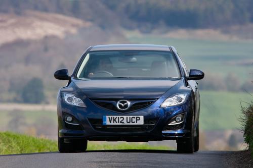 2012 Mazda6 Venture Edition Поступит В Продажу