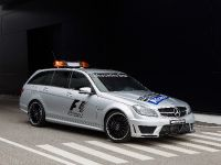 2012 Mercedes-Benz 63 AMG Estate Official F1 Medical Car , 1 of 2