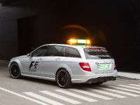 2012 Mercedes-Benz C 63 AMG Estate Official F1 Medical Car