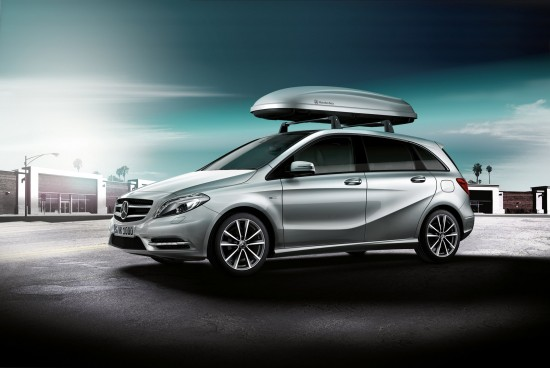 Mercedes-Benz B-Class - Accessories