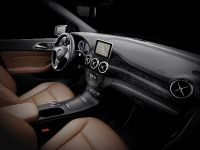 2012 Mercedes-Benz B-Class Interior, 1 of 9