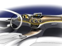 2012 Mercedes-Benz B-Class Interior, 8 of 9