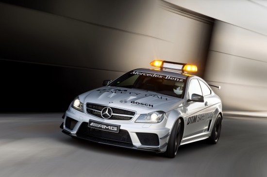 Mercedes-Benz C 63 AMG Coupé Black Series Safety Car