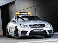 2012 Mercedes-Benz C 63 AMG Coupe Black Series Safety Car, 1 of 8