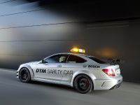 2012 Mercedes-Benz C 63 AMG Coupe Black Series Safety Car, 4 of 8