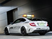 2012 Mercedes-Benz C 63 AMG Coupe Black Series Safety Car