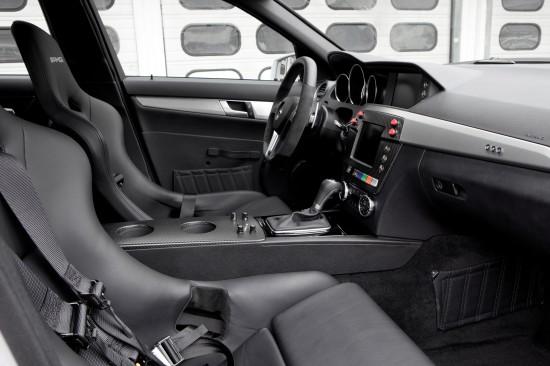 Mercedes-Benz C 63 AMG Safety Car