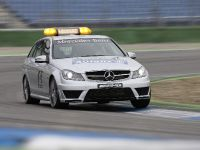 2012 Mercedes-Benz C 63 AMG Safety Car, 1 of 7