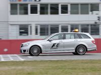2012 Mercedes-Benz C 63 AMG Safety Car, 4 of 7