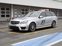 2012 Mercedes-Benz C 63 AMG Safety Car, 6 of 7