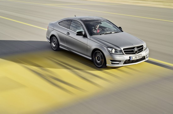 Mercedes-Benz C250 Coupe Sport