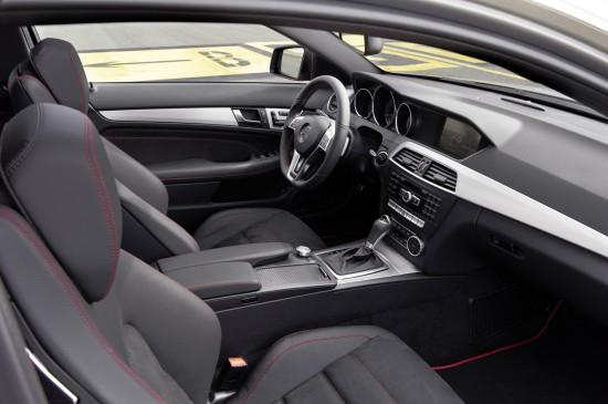 Mercedes-Benz C250 Coupe Sport