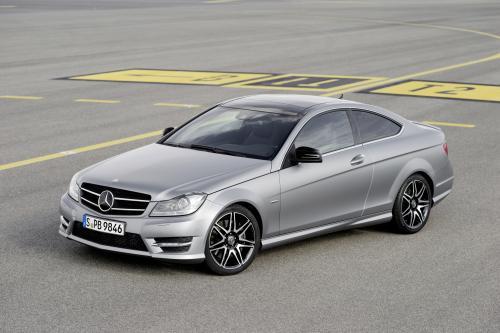 Mercedes-Benz обновляет C-Class, E-Class и SLK моделей