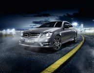 2012 Mercedes-Benz C250 Coupe Sport , 2 of 10