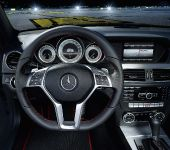 2012 Mercedes-Benz C250 Coupe Sport