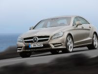 2012 Mercedes-Benz CLS 350 BlueEFFICIENCY, 2 of 13