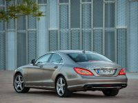 2012 Mercedes-Benz CLS 350 BlueEFFICIENCY, 7 of 13